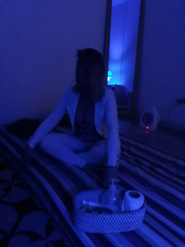 Thaís massoterapeuta massagem São Paulo