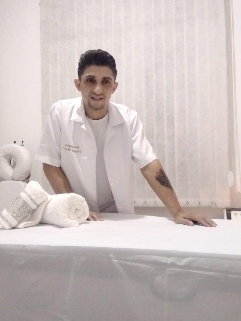 Thiago Massagem São Paulo